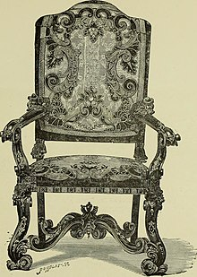 style louis xiv wikip dia. Black Bedroom Furniture Sets. Home Design Ideas