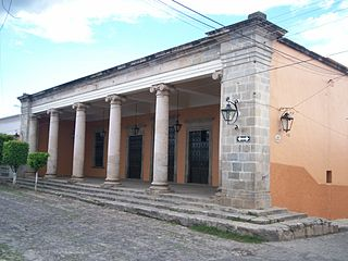 Zinapécuaro Municipality in Michoacán, Mexico