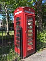Telephone Call-box on the east side of the central gardens.jpg