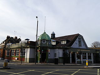 Temperance Billiard Hall, Fulham Hammersmith and Fulham, Greater London, SW6
