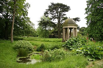 Doddington Hall, Lincolnshire - Temple of the Winds
