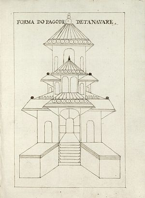 Tenavaram temple - Image: Tenavarai Temple