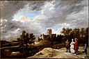 Teniers, David the younger - A Castle and its Proprietors - Google Art Project.jpg