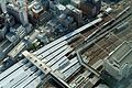Tennoji Station birds eye view 2015-05-01.jpg