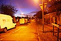 Tennyson Avenue after sunset - geograph.org.uk - 1602508.jpg