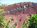 Tephra of Mombacho volcano in Nicaragua.jpg