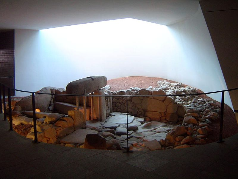 Ficheiro:Termas pre-romanas Bracara.jpg