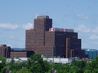 Canadian Radio-television and Telecommunications Commission - Image: Terrasses de la Chaudière