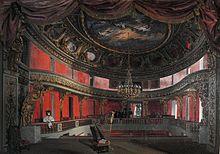 Huile sur toile d'Antoinette Asselineau, 1838