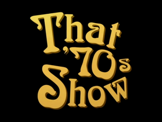 <i>That 70s Show</i> American television period sitcom