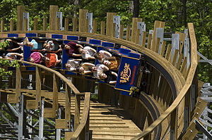 The Voyage (roller coaster) - Wikipedia