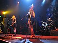 The Bangles at House of Blues Anaheim, 12 November 2011.jpg
