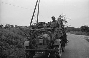 Beauman Division - Image: The British Expeditionary Force (BEF) in France 1939 1940 F4542
