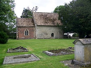Alton, Wiltshire - Image: The Church of St Mary, Alton Barnes geograph.org.uk 1428665