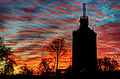 The Coal Tower in silhouette Charlottesville VA.jpg