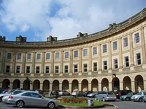 1789 in architecture - Buxton Crescent
