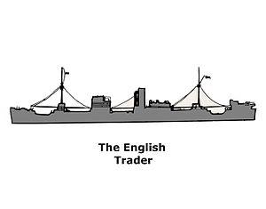 SS English Trader - The English Trader