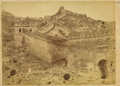 The Great Wall near Zhangjiakou, Hebei Province, China, 1874 WDL2127.png