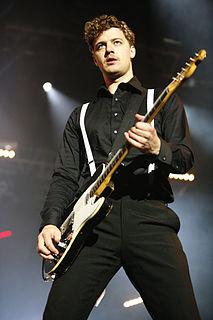 Niklas Almqvist Swedish rock guitarist