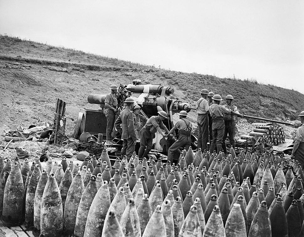 The Hundred Days Offensive, August-november 1918 Q10377