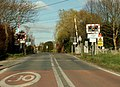 The Level Crossing on Meldreth Road - geograph.org.uk - 390713.jpg