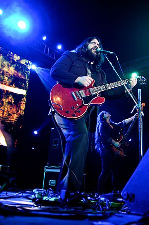 NH7 Weekender - The Magic Numbers were the headlining act at the first edition of NH7 Weekender