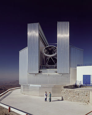 European Southern Observatory - ESO 3.6-m Telescope