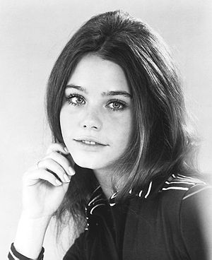 Susan Dey - Publicity photo for The Partridge Family, 1970