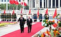 The President of Russia arrived in China on a state visit. 02.jpg