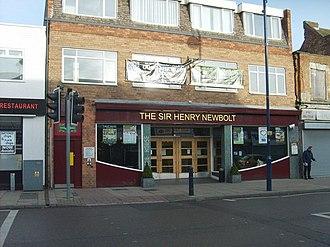 Henry Newbolt - Image: The Sir Henry Newbolt geograph.org.uk 675033