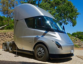 Tesla Semi - Wikipedia