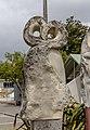 The Three Grandmothers (sculpture), Amberley, New Zealand 11.jpg