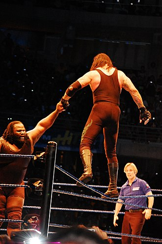 Mark Henry - Henry lost to The Undertaker at WrestleMania 22 and  Unforgiven 2007