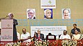 The Vice President, Shri M. Hamid Ansari addressing the gathering, at the inauguration of the 4th phase of the Vidyadhanam project, at Kochi, Ernakulam, in Kerala.jpg
