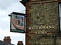 The Watermans Arms (sign) Osney - geograph.org.uk - 1323551.jpg