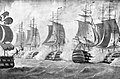The battle of Trafalgar, 21 October 1805 RMG BHC0546.jpg