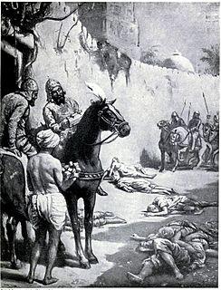 Muhammad bin Bakhtiyar Khalji