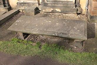 Colin Maclaurin - The grave of Colin Maclaurin, Greyfriars Kirkyard