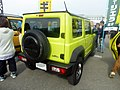 The rearview of Suzuki Jimny SIERRA JC (3BA-JB74W-GJCR-J).jpg