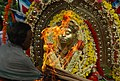 The ritual performance at a daiva nēma in Tulunadu.jpg