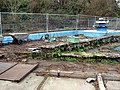 The ruined open air pool at Wookey Hole - geograph.org.uk - 641297.jpg