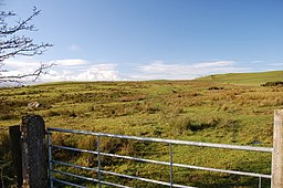 The site of Caer Mote Roman Fort - geograph.org.uk - 1027725.jpg