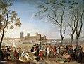 The surrender of Milan to Charles Emmanuel III of Sardinia.jpg
