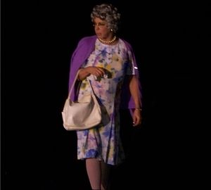 "Vicki Lawrence - Vicki Lawrence as Thelma ""Mama"" Harper, 2009"