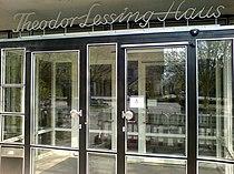 Theodor-Lessing-Haus Hannover Schriftzug über dem Haupteingang I.jpg