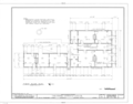 Theodore Moreno House, 300 East Government Street, Pensacola, Escambia County, FL HABS FLA,17-PENSA,16- (sheet 2 of 4).png