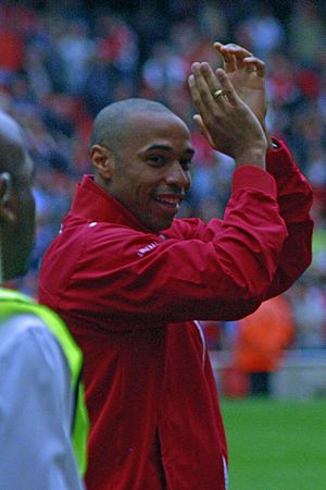 2001 FA Cup Final - Thierry Henry's performance received mixed reviews by the British press.