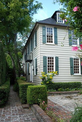 Thomas Elfe - Image: Thomas Elfe House Charleston, SC