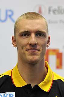 Thorsten Margis German bobsledder