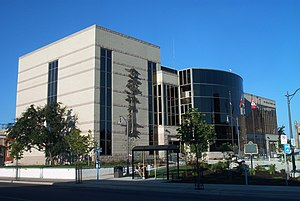 Thunder Bay City Council - Image: Thunder Bay City Hall 2010